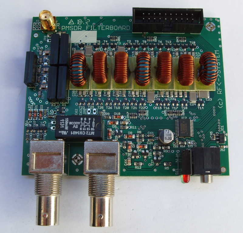 Filterboard – IW3AUT